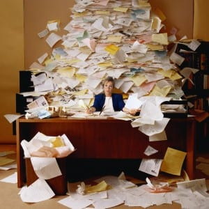 With Adelaide Scanning you will not be that office worker under a mountain of paperwork